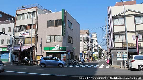 東京摩斯漢堡