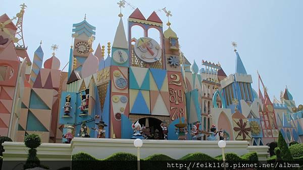 迪士尼小小世界