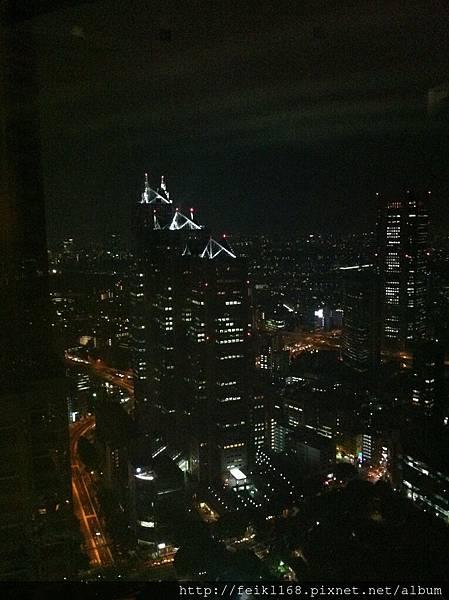 都廳看東京夜景