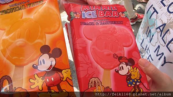 迪士尼冰棒
