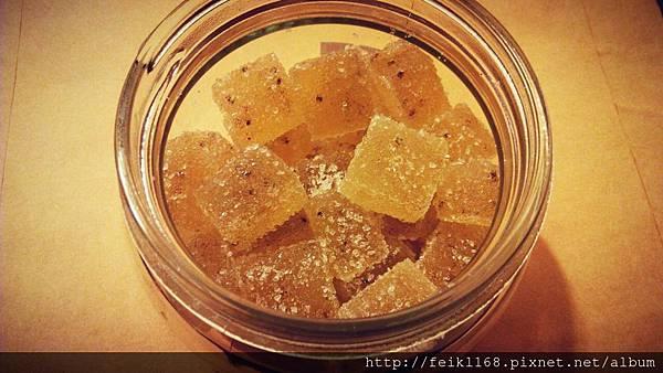 奇異果法式水果軟糖