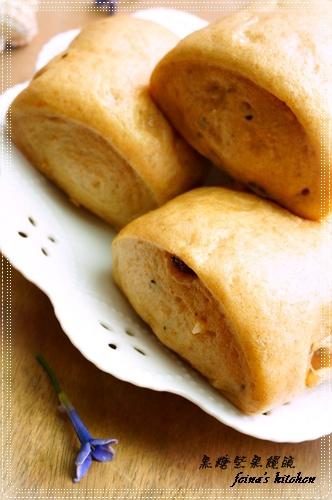 黑糖綜合堅果饅頭