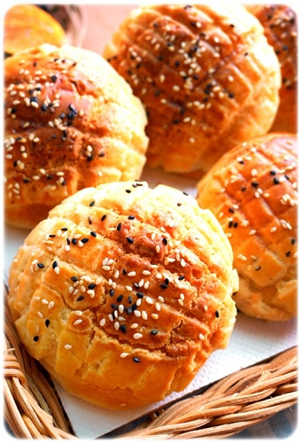 香波蘿麵包.JPG-1