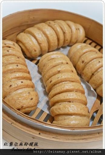 紅藜饅頭1