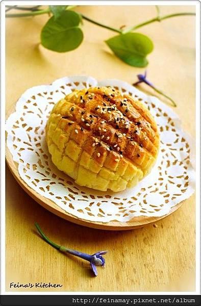 芝波蘿麵包