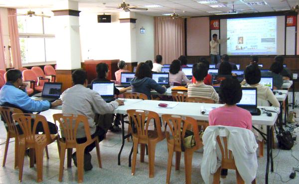 『行政院研考會』民眾e化上網課程專案