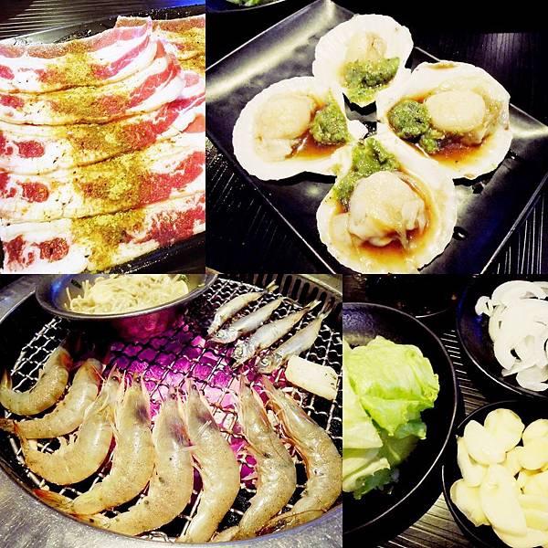 東區燒烤吃到飽、櫻花羿日式炭火燒肉