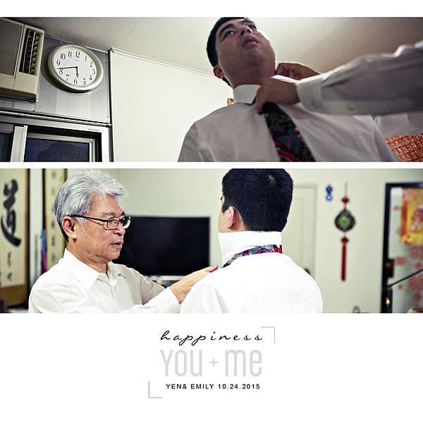 Yen & Emily Wedding - 台北意舍美式婚禮007.jpg