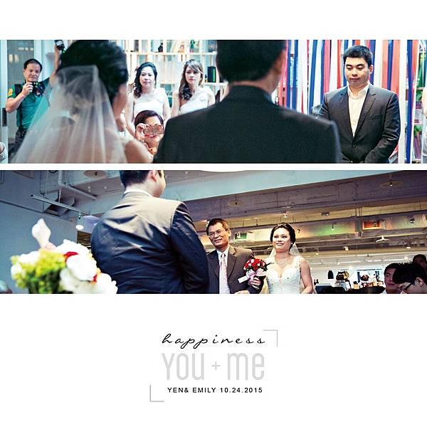 Yen & Emily Wedding - 台北意舍美式婚禮098.jpg