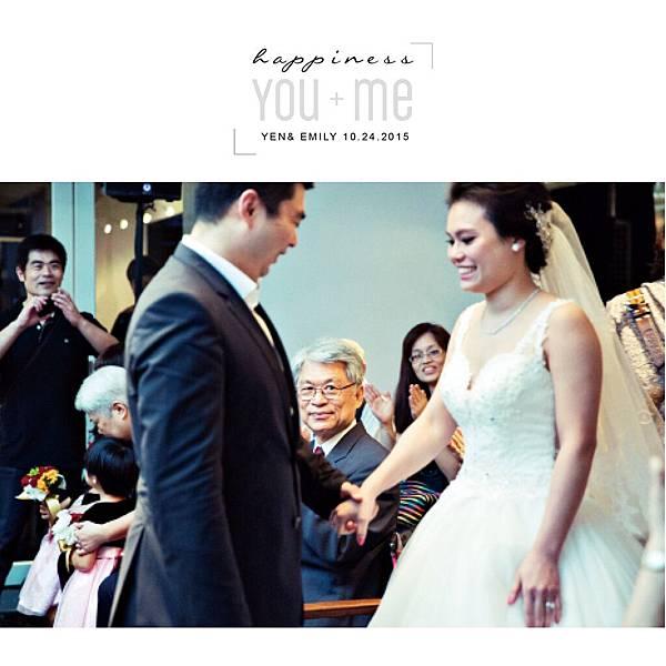 Yen & Emily Wedding - 台北意舍美式婚禮100.jpg
