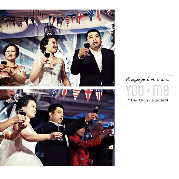 Yen & Emily Wedding - 台北意舍美式婚禮130.jpg