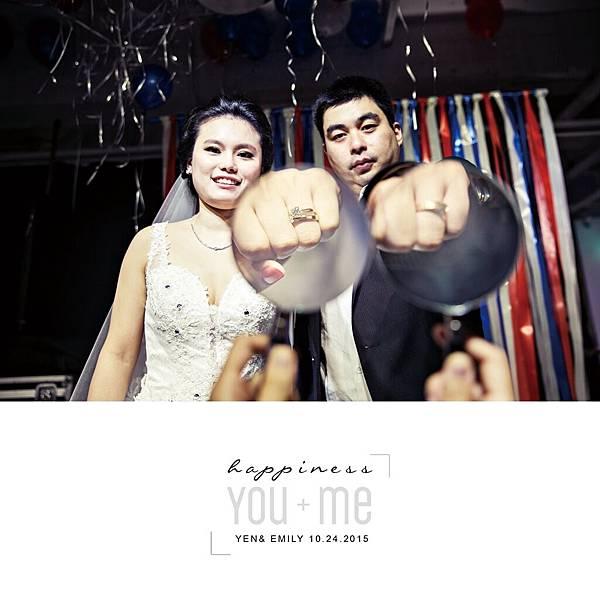 Yen & Emily Wedding - 台北意舍美式婚禮133.jpg