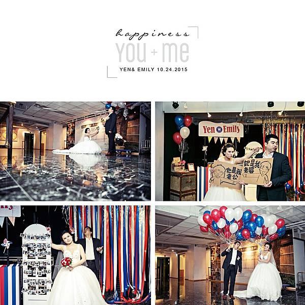 Yen & Emily Wedding - 台北意舍美式婚禮132.jpg