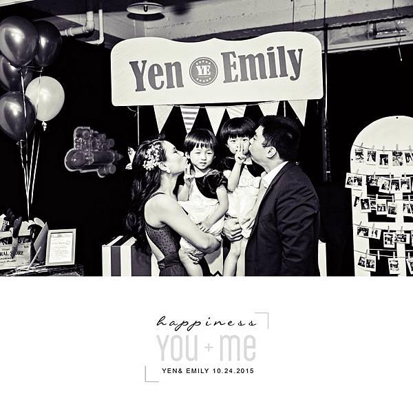 Yen & Emily Wedding - 台北意舍美式婚禮157.jpg