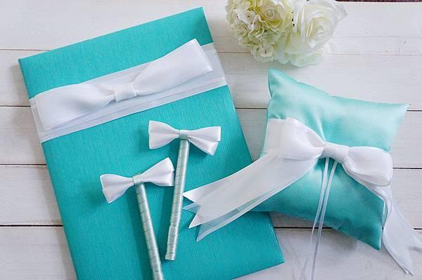 Tiffany經典系列-證書本%2F戒枕%2F簽名筆