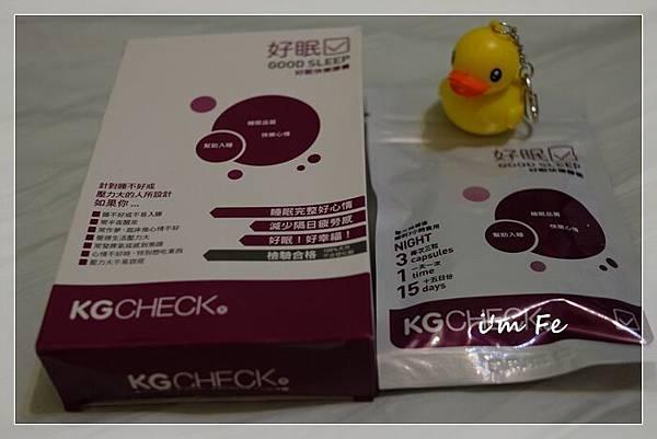 KGCKECK好眠錠 (1)