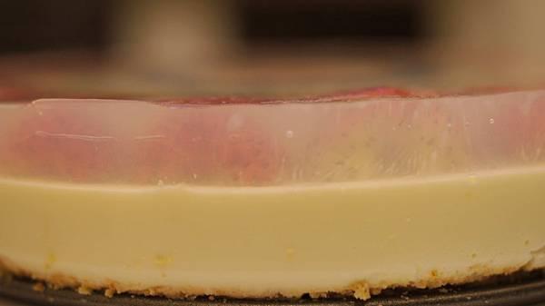 戀夏鮮果免烤乳酪蛋糕