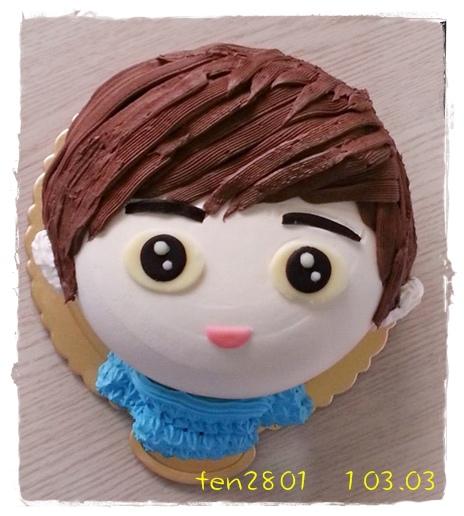 NO.39 Q版金嘆蛋糕