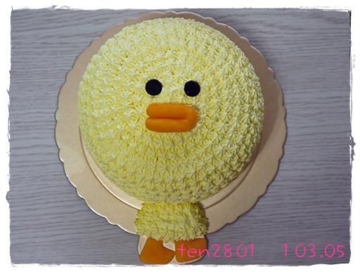 LINE莎莉蛋糕