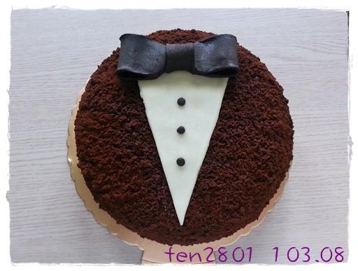 阿爸西米羅蛋糕