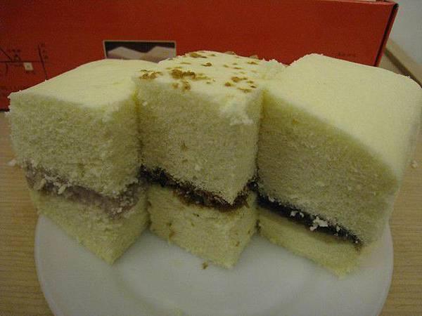 水蒸蛋糕上空照