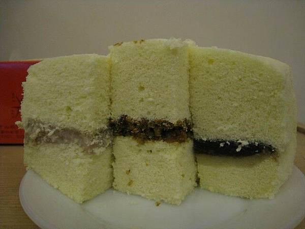 水蒸蛋糕排排站