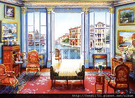 威尼斯窗外OM555