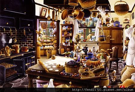 麵包店UM5023