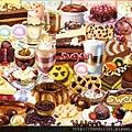 蛋糕巧克力HD092369
