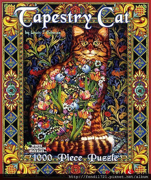 花毯貓WM402