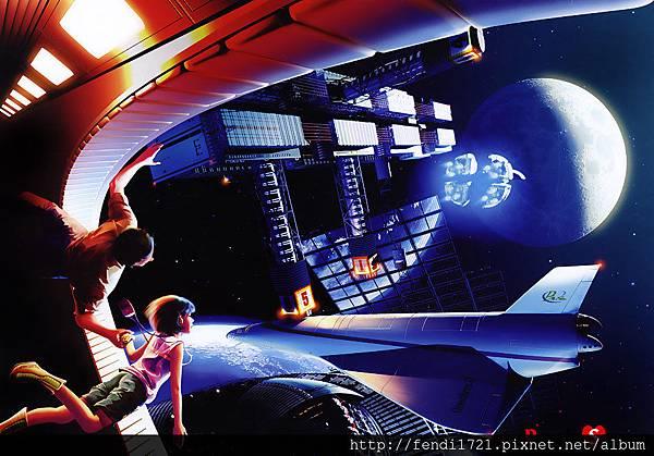 Free太空站10907-NT800