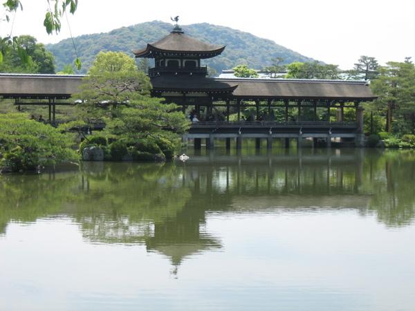 平安神宮的神苑