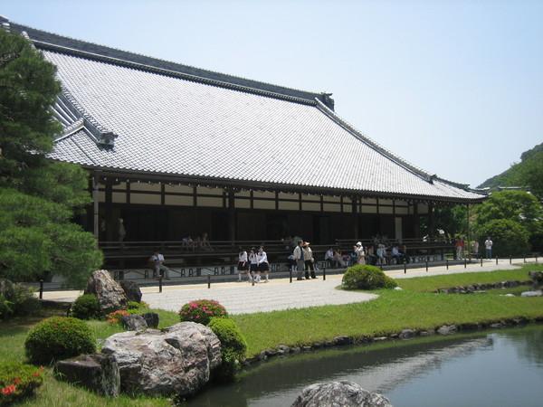嵐山天竜寺