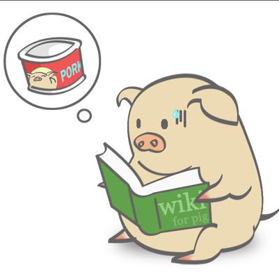 愛讀書的piggy