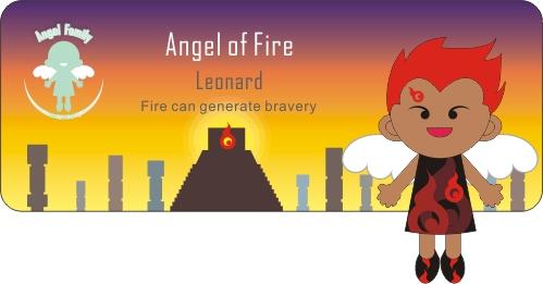 Angel of Fire::火天使::