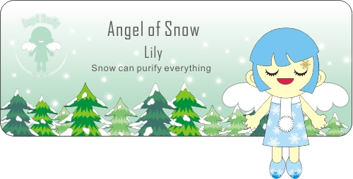 Angel of Snow ::雪天使::