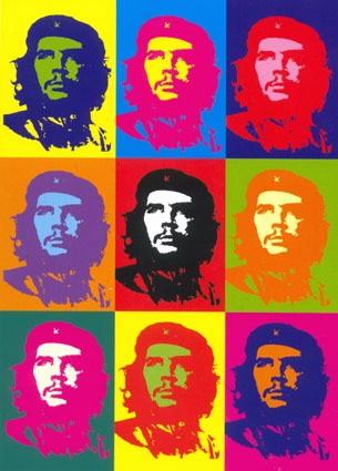 Andy Warhol-Guevara