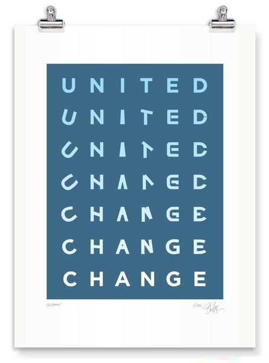歐巴馬競選海報1