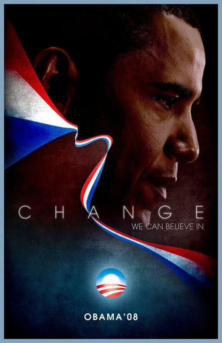 歐巴馬競選海報2