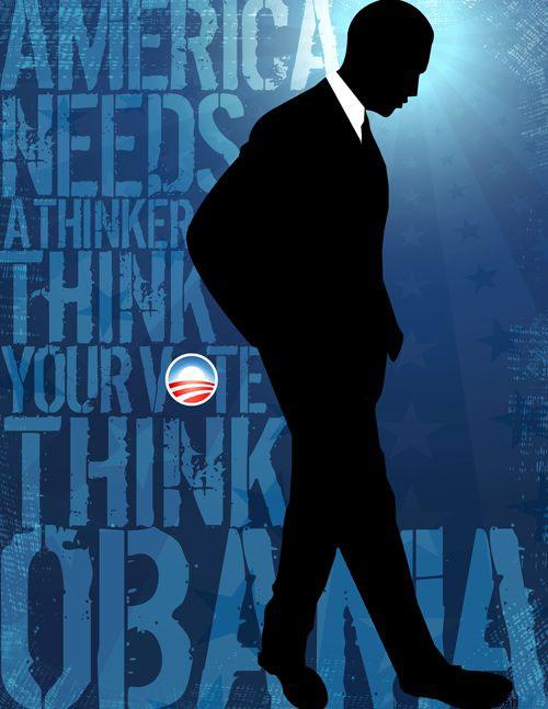 歐巴馬競選海報3