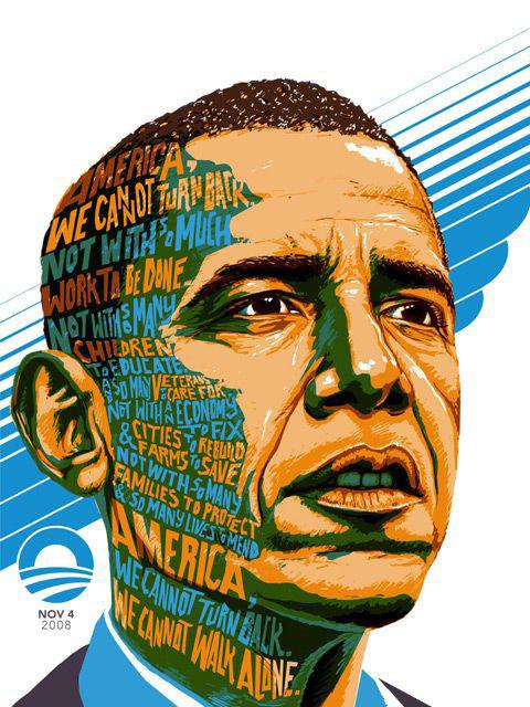 歐巴馬競選海報4