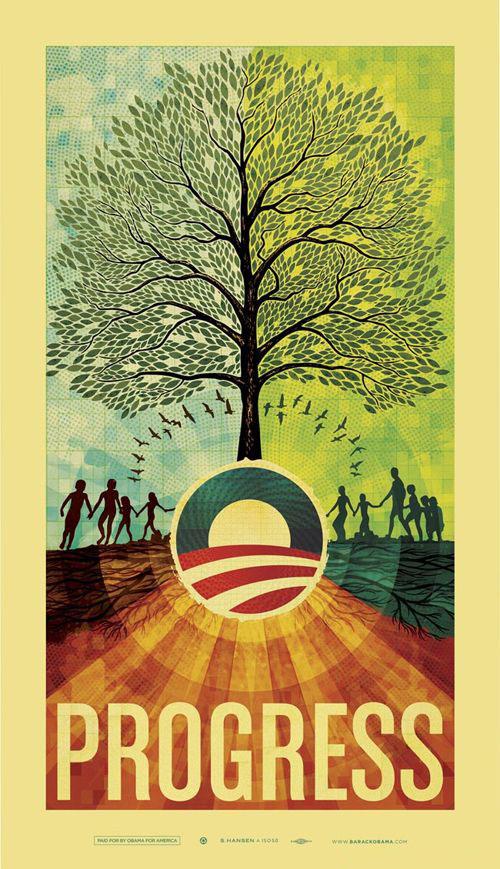 歐巴馬競選海報6