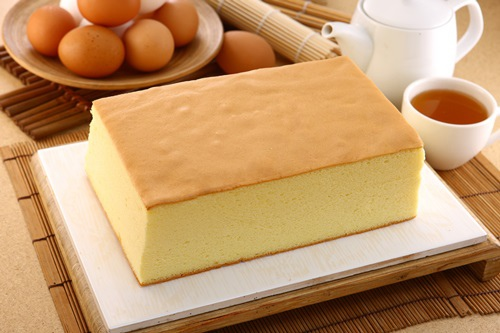 蓁古早味現烤蛋糕2