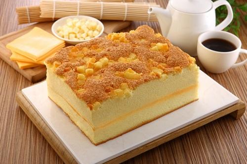 蓁古早味現烤蛋糕4