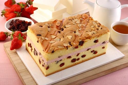 蓁古早味現烤蛋糕8