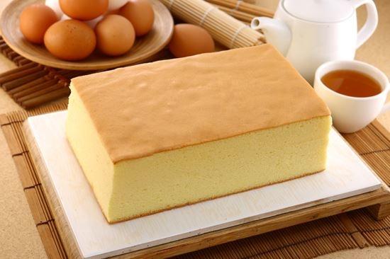 海綿蛋糕作法