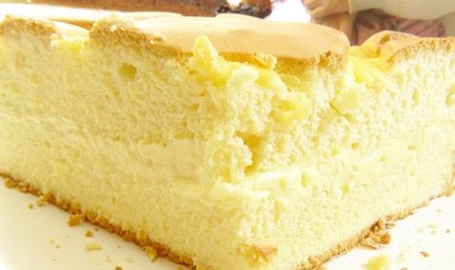 戚風蛋糕作法