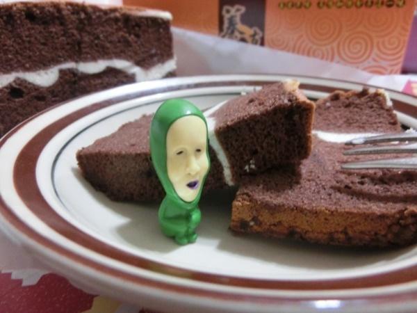 蓁古早味巧克力乳酪蛋糕