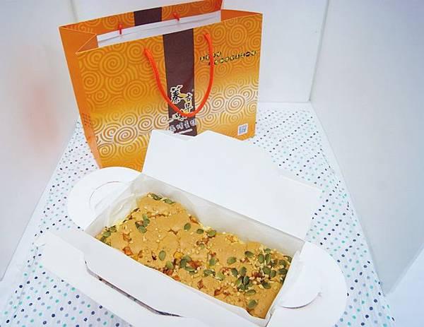 蓁古早味新鮮南瓜蛋糕4