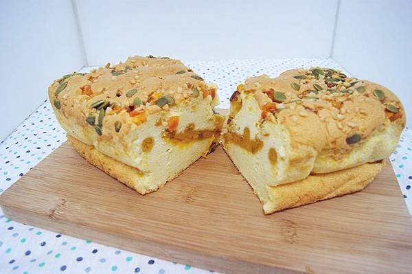 蓁古早味新鮮南瓜蛋糕7